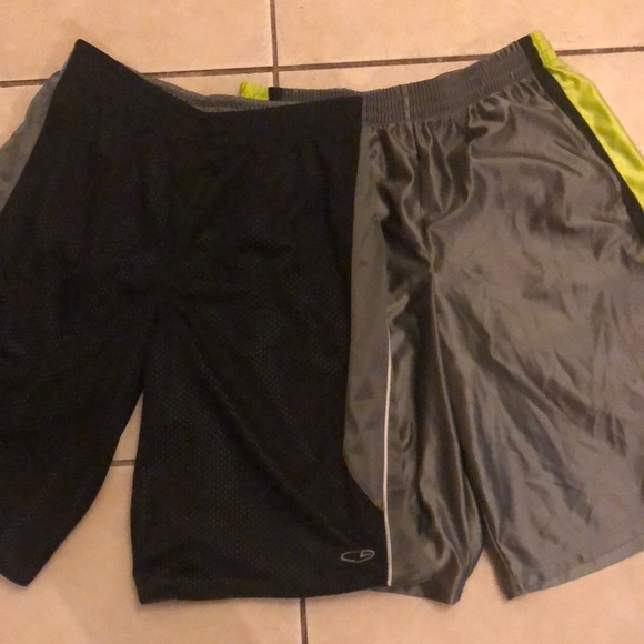 Boys C9 by Champion Basketball Shorts XL